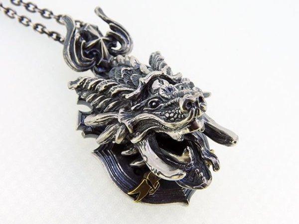 ドラゴン、竜、ペンダント