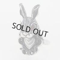 ウサギの懐中時計カスタム