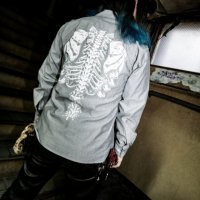 【SALE20%OFF】『spirit of robotoid』シャツ